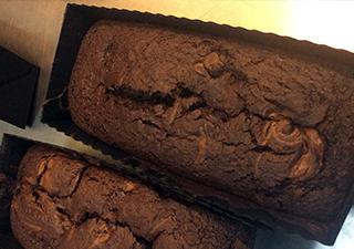 Κεικ Σοκολάτας - Κορνε